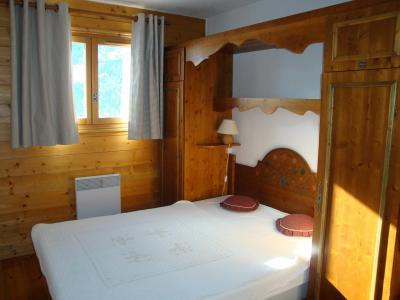 Rent in ski resort Résidence les Alpages de Pralognan B - Pralognan-la-Vanoise - Bedroom