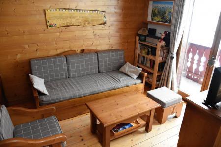 Rent in ski resort 4 room duplex apartment 6 people (20) - Résidence les Alpages de Pralognan C - Pralognan-la-Vanoise - Bench seat