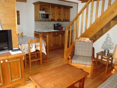 Rent in ski resort 4 room duplex apartment 6 people (20) - Résidence les Alpages de Pralognan C - Pralognan-la-Vanoise - Kitchen
