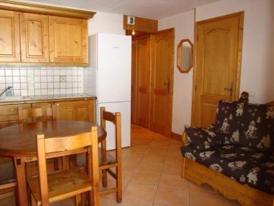 Rent in ski resort 2 room apartment sleeping corner 4 people (16) - Résidence les Alpages de Pralognan C - Pralognan-la-Vanoise