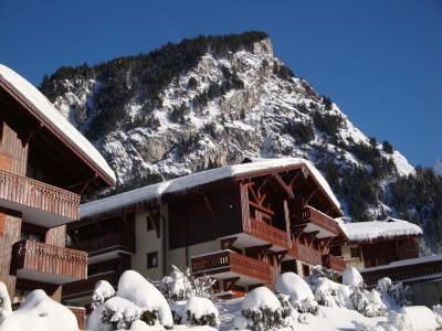 Rent in ski resort Résidence les Alpages de Pralognan C - Pralognan-la-Vanoise - Winter outside