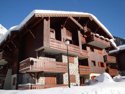 Location Pralognan-la-Vanoise : Résidence les Alpages de Pralognan F hiver