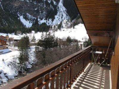 Rent in ski resort 3 room apartment 6 people (6) - Résidence les Aroles - Pralognan-la-Vanoise