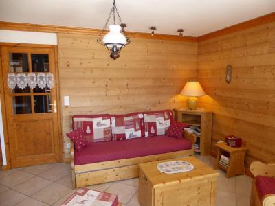 Rent in ski resort 3 room apartment 6 people (6) - Résidence les Chalets de Napremont - Pralognan-la-Vanoise