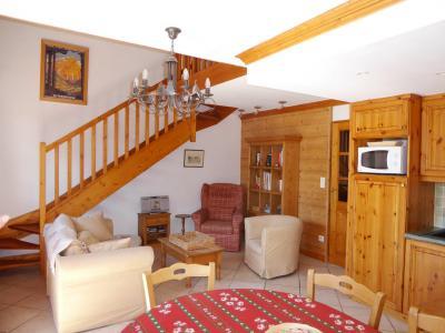 Rent in ski resort 5 room mezzanine apartment 6 people (11) - Résidence les Chalets de Napremont - Pralognan-la-Vanoise - Apartment