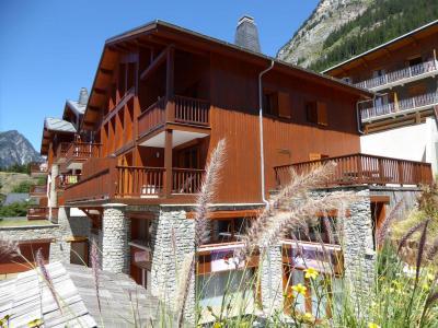 Ski en famille Résidence les Chalets du Vallonnet