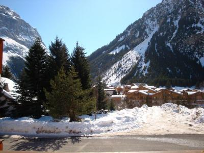 Rent in ski resort Studio 4 people (6) - Résidence les Crêtes - Pralognan-la-Vanoise