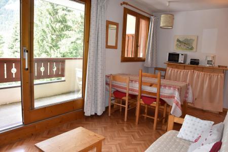 Rent in ski resort 3 room apartment 4 people (B3) - Résidence les Glaciers - Pralognan-la-Vanoise - Table