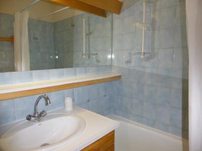 Rent in ski resort 3 room apartment 6 people (B6) - Résidence les Glaciers - Pralognan-la-Vanoise - Bath-tub
