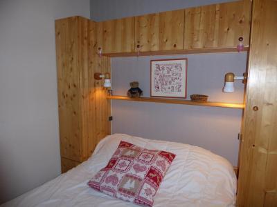 Rent in ski resort 3 room apartment 6 people (B6) - Résidence les Glaciers - Pralognan-la-Vanoise - Double bed