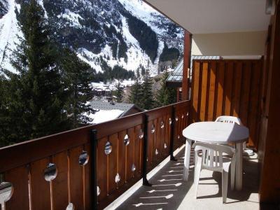 Rent in ski resort 3 room apartment 6 people (B6) - Résidence les Glaciers - Pralognan-la-Vanoise - Winter outside
