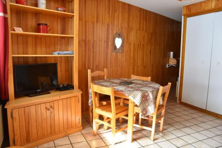 Rent in ski resort 3 room apartment 6 people (23) - Résidence les Hameaux de la Vanoise - Pralognan-la-Vanoise - Table