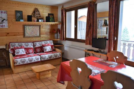 Rent in ski resort 2 room apartment 4 people (5C) - Résidence les Hameaux de la Vanoise - Pralognan-la-Vanoise