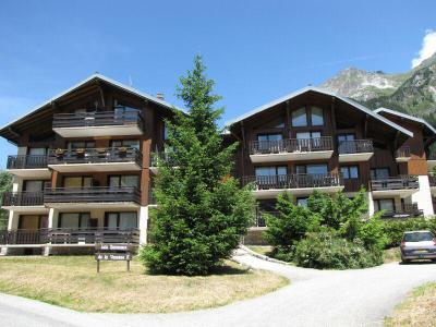 Rent in ski resort 2 room apartment 4 people (10A) - Résidence les Hameaux de la Vanoise - Pralognan-la-Vanoise