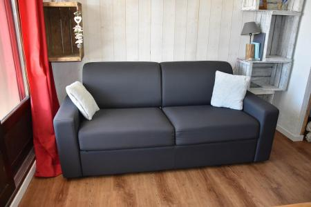 Rent in ski resort Studio 4 people (3) - Résidence les Hameaux de la Vanoise - Pralognan-la-Vanoise - Living room