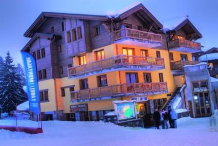Location au ski Residence Les Jardins De La Vanoise - Pralognan - Extérieur hiver
