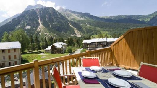 Location au ski Residence Les Jardins De La Vanoise - Pralognan - Terrasse