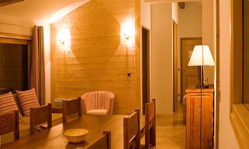 Location au ski Residence Les Jardins De La Vanoise - Pralognan - Séjour