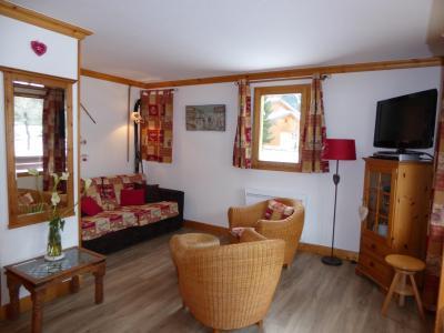 Rent in ski resort 2 room apartment 4 people (23) - Résidence les Mélèzes - Pralognan-la-Vanoise - Armchair