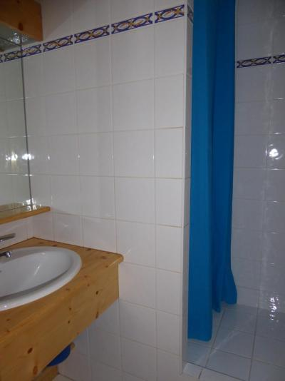 Rent in ski resort 2 room apartment 4 people (23) - Résidence les Mélèzes - Pralognan-la-Vanoise - Shower