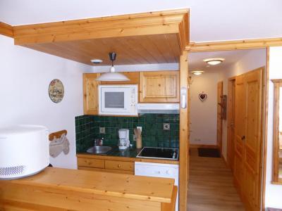 Rent in ski resort 2 room apartment 4 people (23) - Résidence les Mélèzes - Pralognan-la-Vanoise