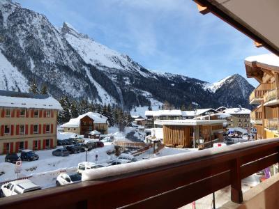 Rent in ski resort 2 room apartment 4 people (23) - Résidence les Mélèzes - Pralognan-la-Vanoise - Winter outside