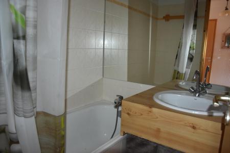 Rent in ski resort 2 room apartment 4 people (12) - Résidence les Murgers - Pralognan-la-Vanoise - Bath-tub