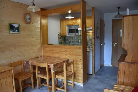 Rent in ski resort 2 room apartment 4 people (12) - Résidence les Murgers - Pralognan-la-Vanoise - Kitchenette