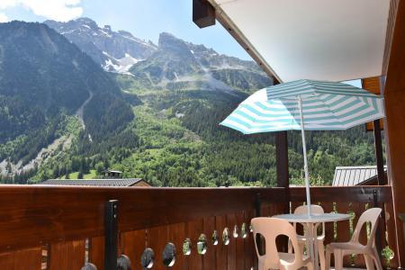 Rent in ski resort 2 room apartment 4 people (12) - Résidence les Murgers - Pralognan-la-Vanoise - Living room