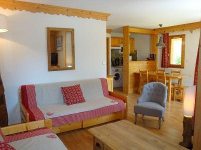 Rent in ski resort 3 room apartment cabin 6 people (2) - Résidence les Murgers - Pralognan-la-Vanoise