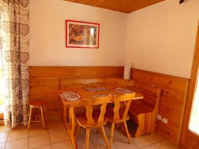 Rent in ski resort Résidence les Myrtilles - Pralognan-la-Vanoise