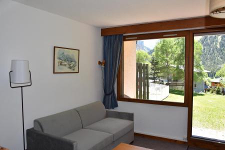Rent in ski resort 2 room apartment 4 people (BA1) - Résidence les Pariettes - Pralognan-la-Vanoise - Sofa-bed