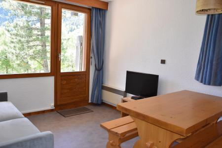 Rent in ski resort 2 room apartment 4 people (BA1) - Résidence les Pariettes - Pralognan-la-Vanoise - TV