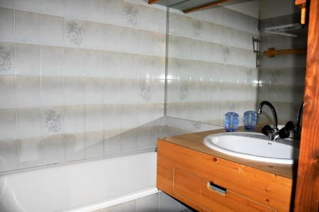 Rent in ski resort 2 room apartment 4 people (CA5) - Résidence les Pariettes - Pralognan-la-Vanoise - Bathroom