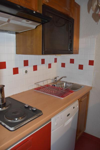 Rent in ski resort 2 room apartment 4 people (CA5) - Résidence les Pariettes - Pralognan-la-Vanoise - Kitchenette