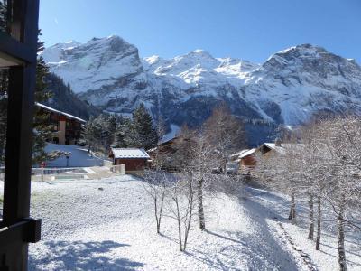 Location Pralognan-la-Vanoise : Residence Les Pariettes hiver