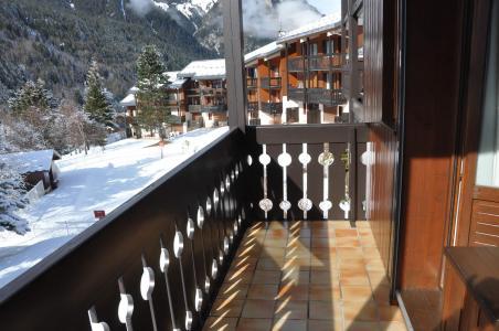Rent in ski resort 2 room apartment 3 people (CB5 VENDU NE SAVENT PAS SI CE SERA EN LOCATION) - Résidence les Pariettes - Pralognan-la-Vanoise - Winter outside