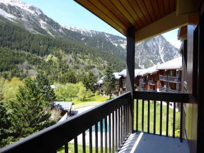 Rent in ski resort 3 room mezzanine apartment 6 people (CC5) - Résidence les Pariettes - Pralognan-la-Vanoise