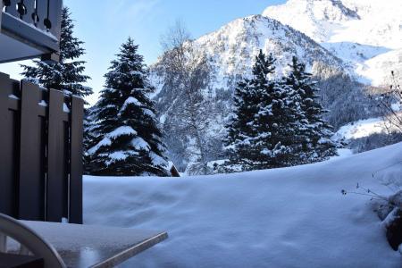 Rent in ski resort 2 room apartment 4 people (CA4) - Résidence les Pariettes - Pralognan-la-Vanoise