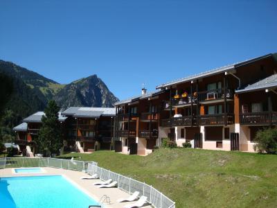 Rent in ski resort Résidence les Pariettes - Pralognan-la-Vanoise - Winter outside