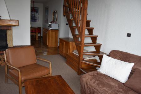 Rent in ski resort 3 room duplex apartment 6 people (AB1) - Résidence les Pariettes - Pralognan-la-Vanoise