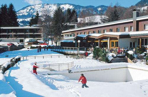 Hotel au ski Hotel Belambra Club L'alisier