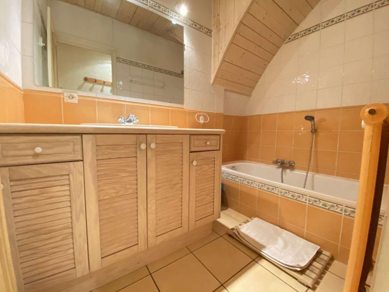 Аренда на лыжном курорте Апартаменты 2 комнат 4 чел. (001) - Chalet le Pré Joli - Praz sur Arly - Ванна
