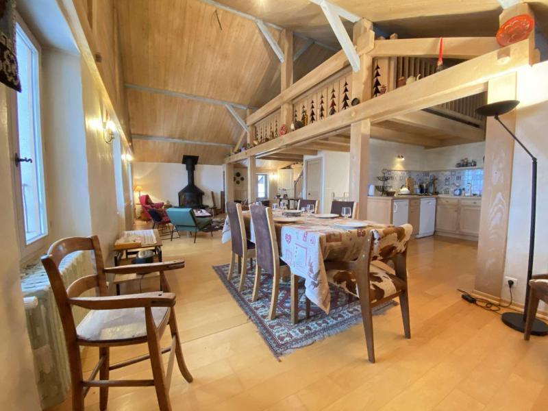 Аренда на лыжном курорте Апартаменты 5 комнат с мезонином 8 чел. (002) - Chalet le Pré Joli - Praz sur Arly - апартаменты