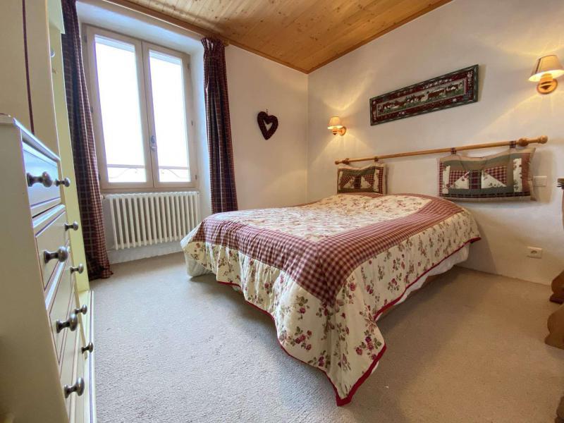 Аренда на лыжном курорте Апартаменты 5 комнат с мезонином 8 чел. (002) - Chalet le Pré Joli - Praz sur Arly - Комната