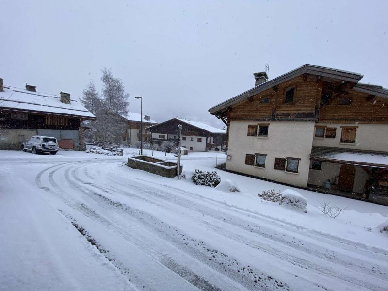 Аренда на лыжном курорте Апартаменты 2 комнат 4 чел. (001) - Chalet le Pré Joli - Praz sur Arly - зимой под открытым небом