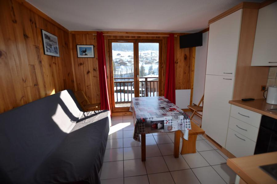Rent in ski resort Studio cabin 4 people (1303) - Résidence l'Etoile des Neiges - Praz sur Arly