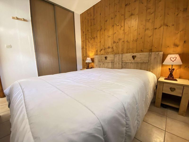 Аренда на лыжном курорте Апартаменты 2 комнат 6 чел. (108) - Résidence le Chamois d'Or - Praz sur Arly - Двухспальная кровать