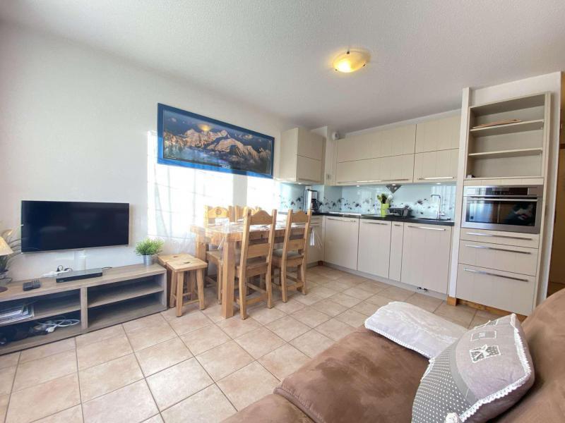 Аренда на лыжном курорте Апартаменты 2 комнат 6 чел. (108) - Résidence le Chamois d'Or - Praz sur Arly - Небольш&