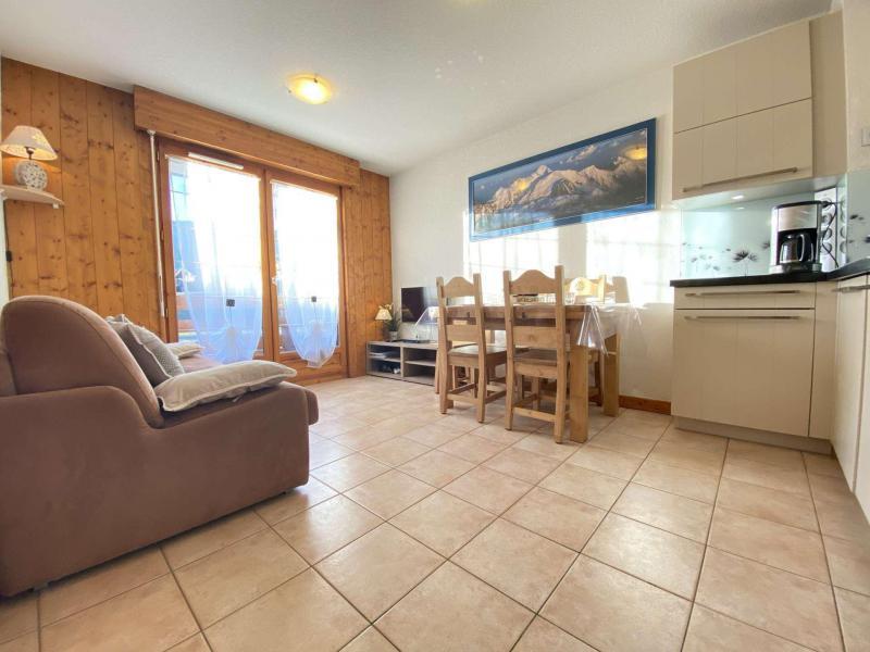 Аренда на лыжном курорте Апартаменты 2 комнат 6 чел. (108) - Résidence le Chamois d'Or - Praz sur Arly - Салон